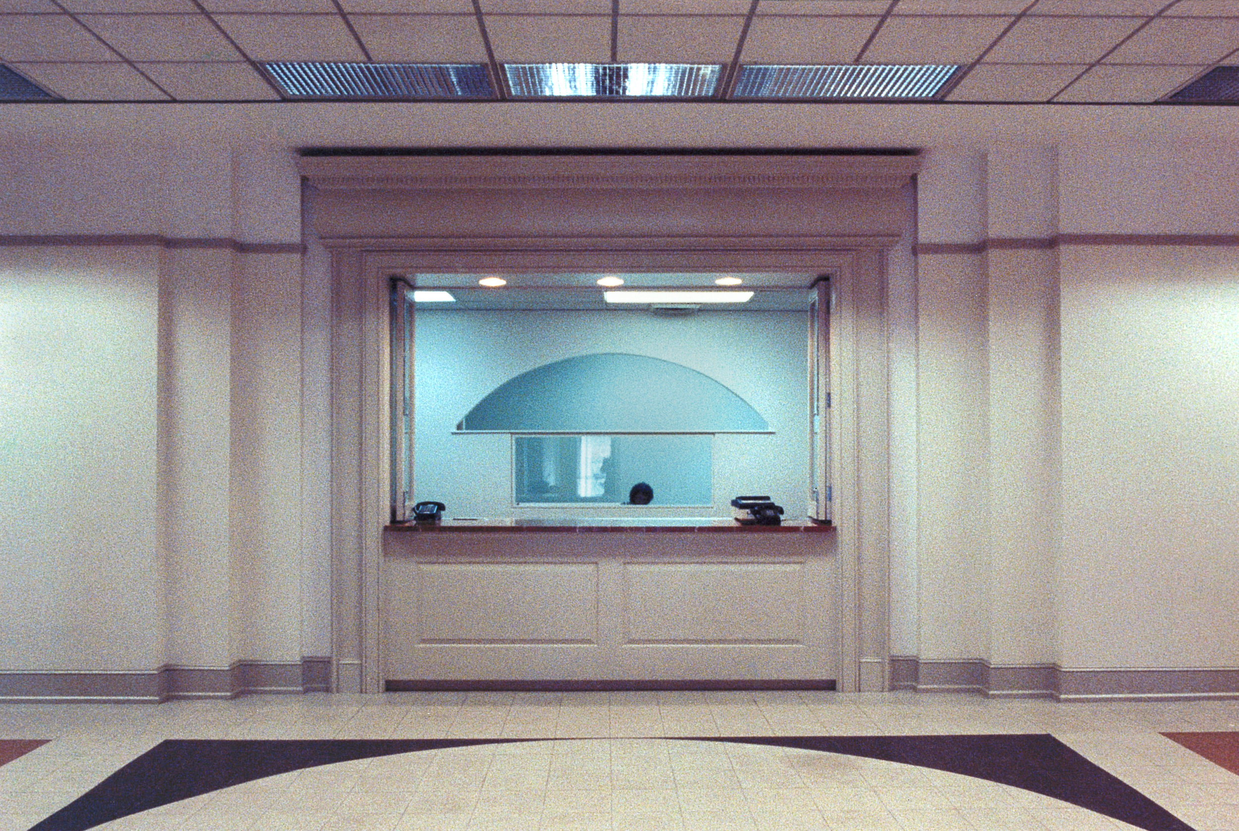 The Lobby of the Gershman YM-YWHA, Philadelphia