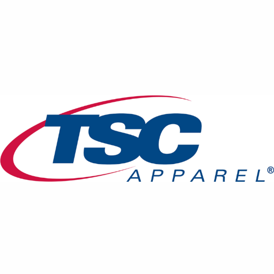 TSC Apparel    Featuring, among many, Gildan, Hanes, Tultex, Bayside, IZOD, Ei-Lo, Augusta, Dickies Medical and Occupational.