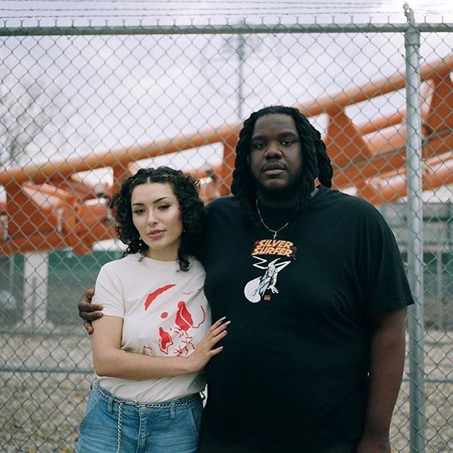 The Alexandra tee in Coney Island  Photographer: @sammykeller Models: @evalynanailil @youngshimmy