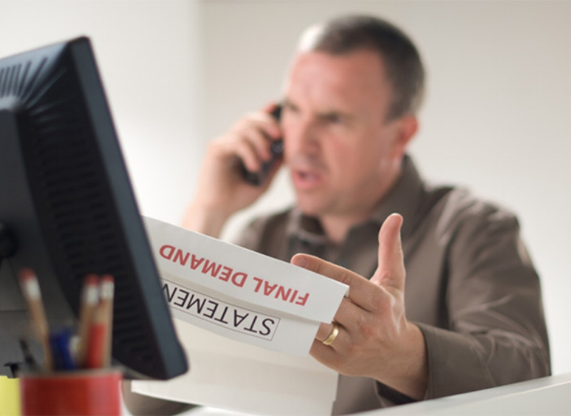 Dealing With Debts in Collection.jpgDealing With Debts in Collection