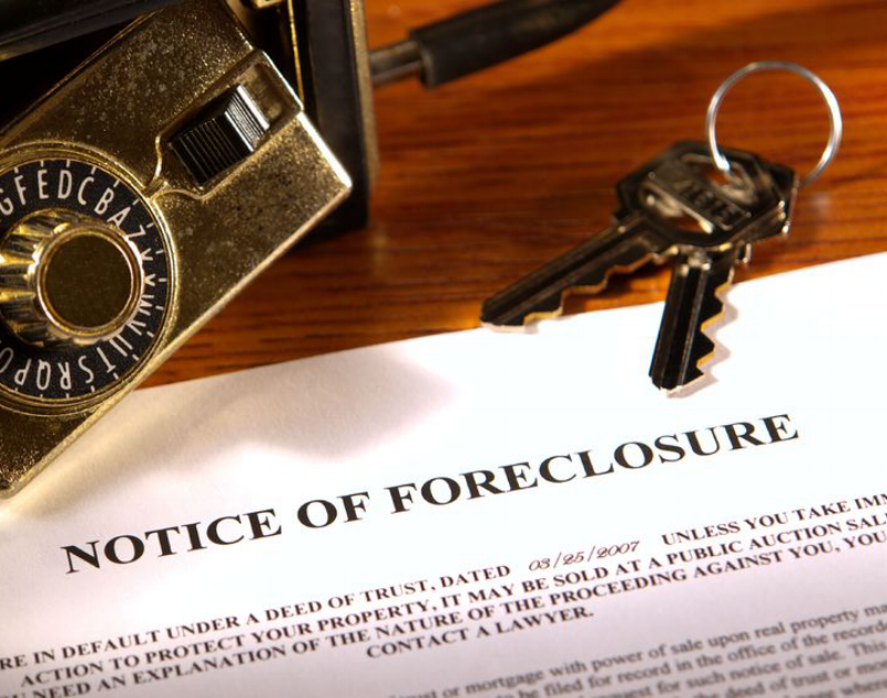 I Received a Mortgage Sale Notice – What Can I do