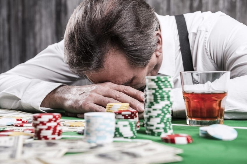 Can I Go Bankrupt If My Debts Are The Result of Gambling