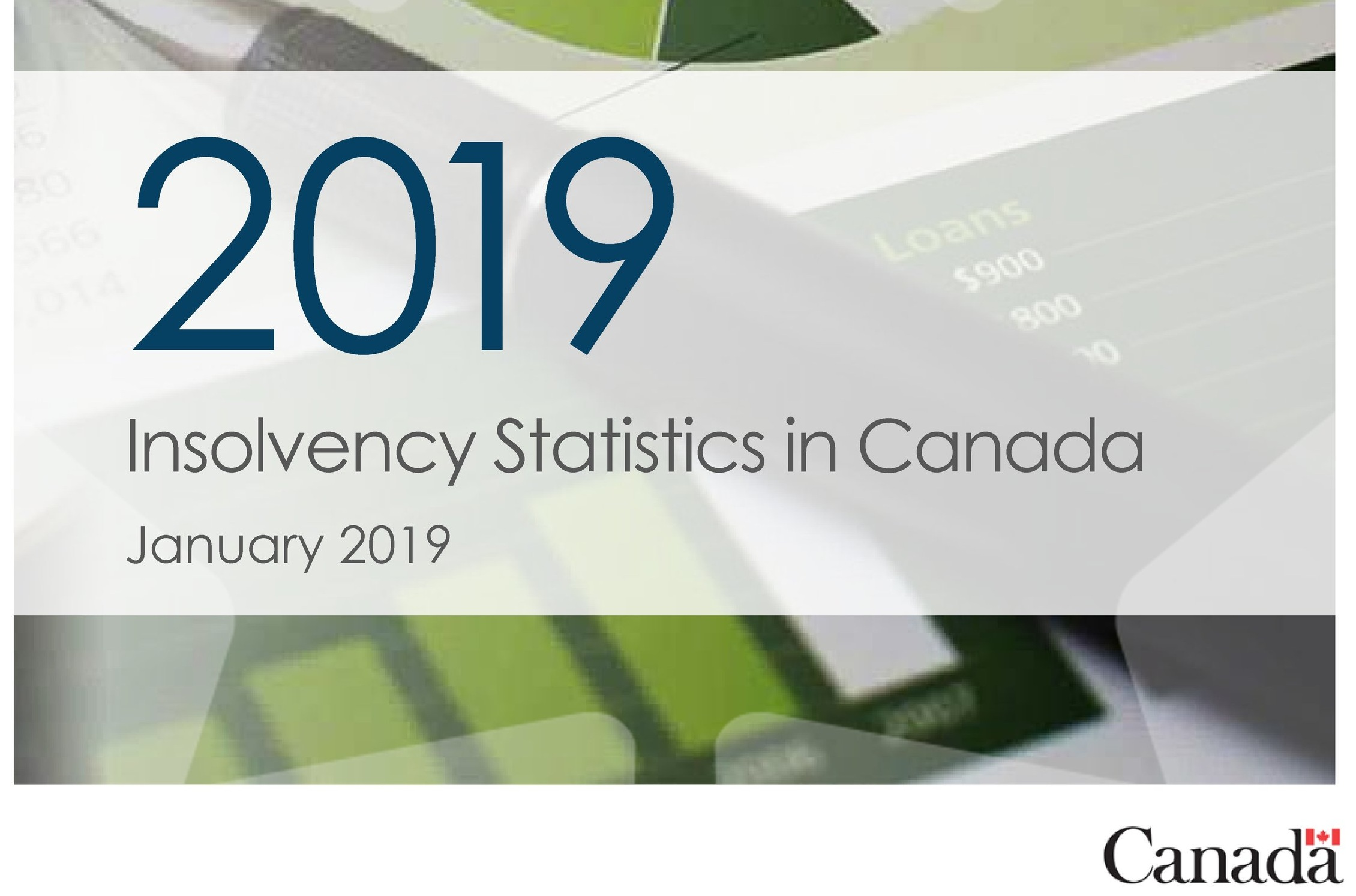 January 2019 - Personal Bankruptcy & Consumer Proposal Statistics