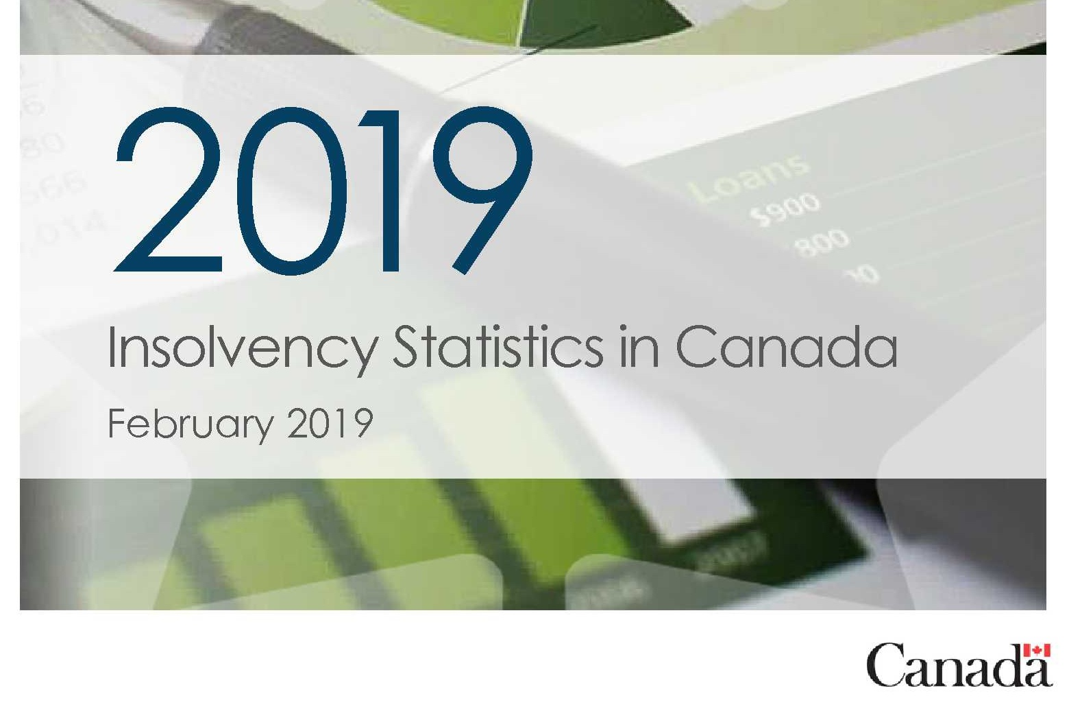 February 2019 - Personal Bankruptcy & Consumer Proposal Statistics