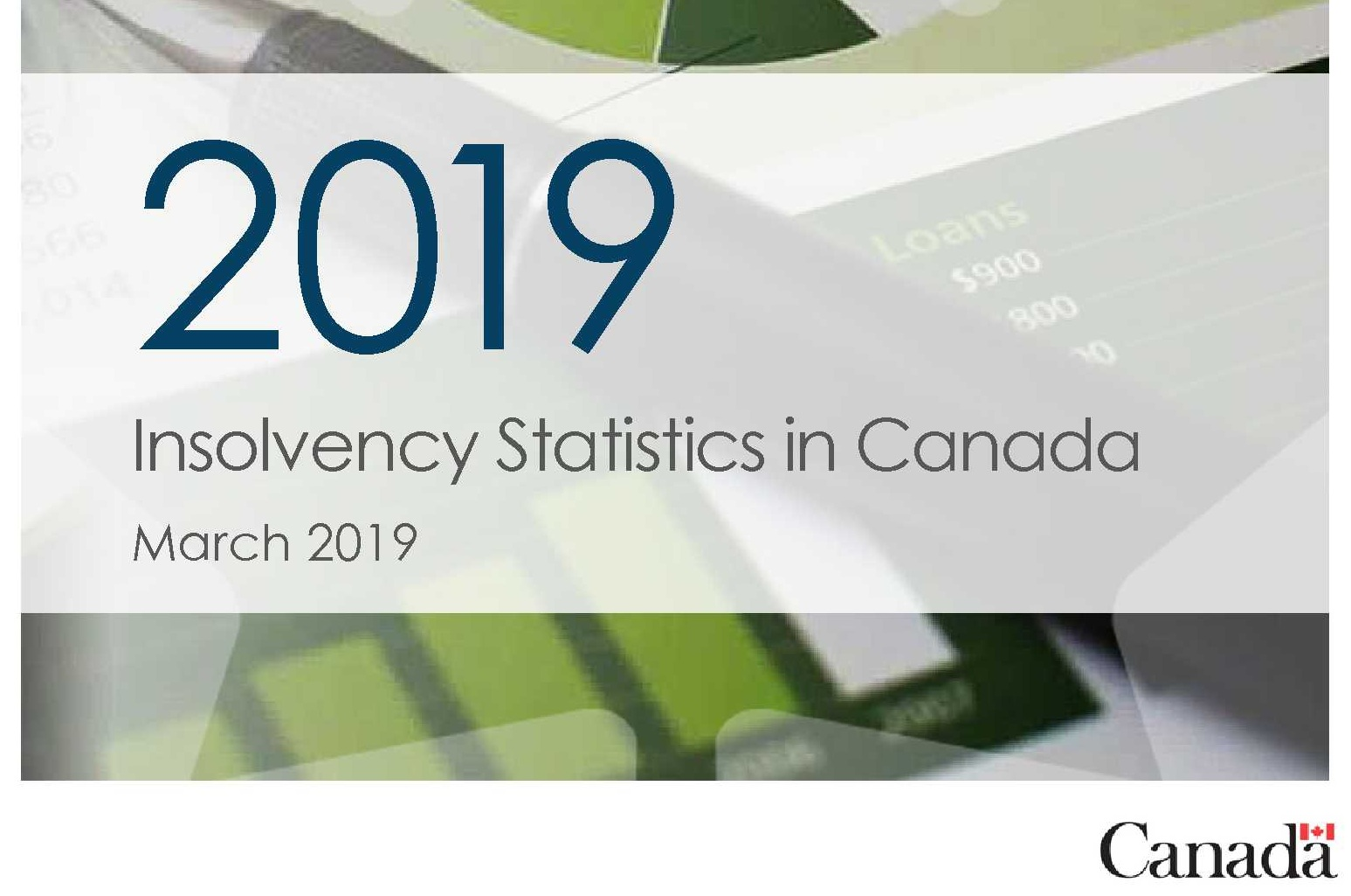 March 2019 - Personal Bankruptcy & Consumer Proposal Statistics