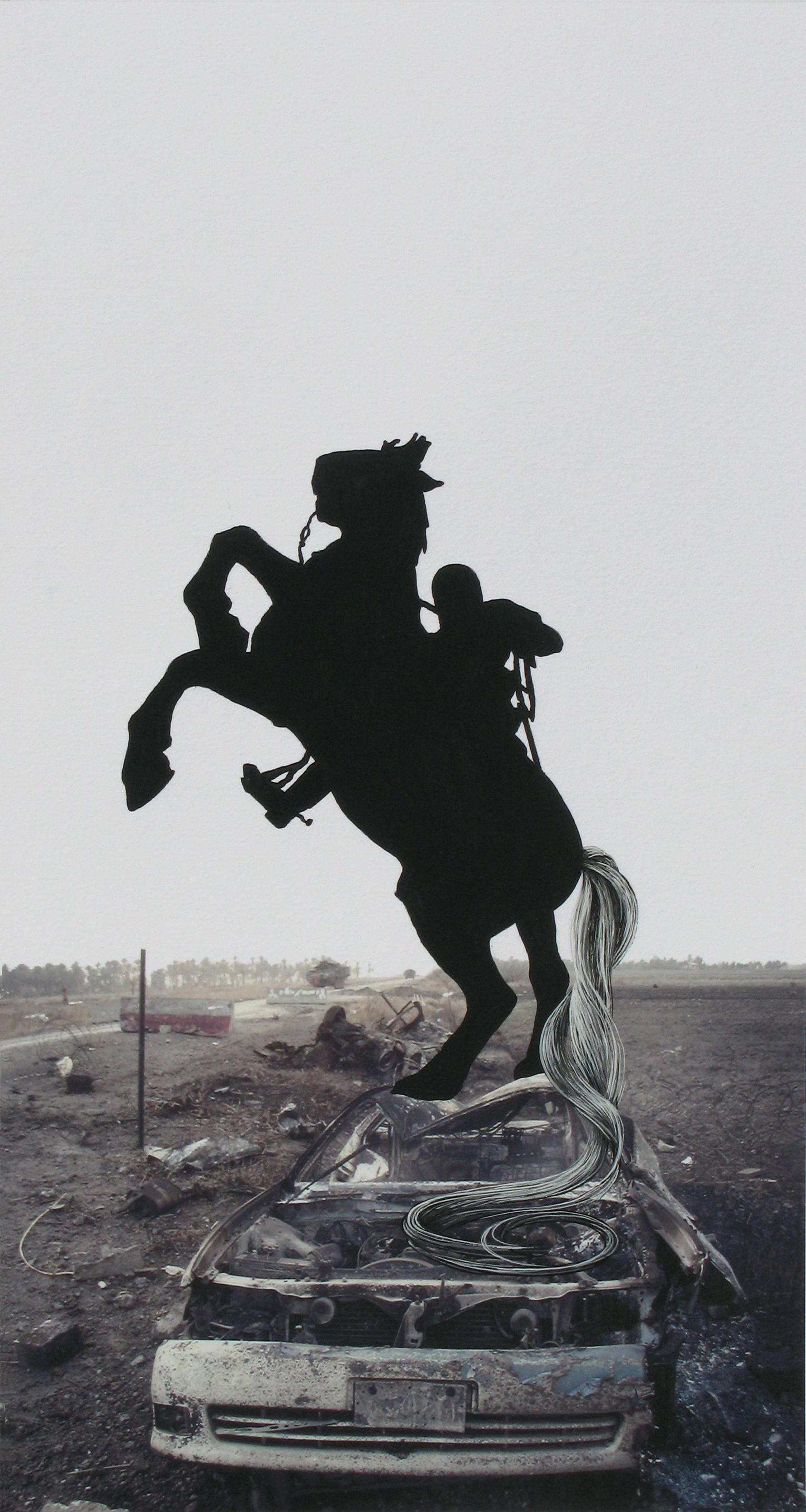 Equus: Suicide Bomb Site with Juan de Onate, 2009