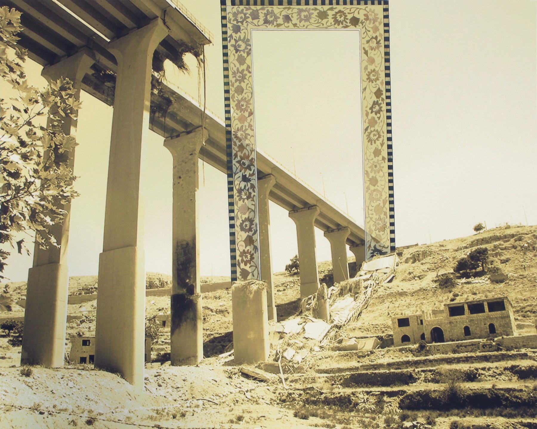 REBUILD: Mdeirej Bridge, 2008