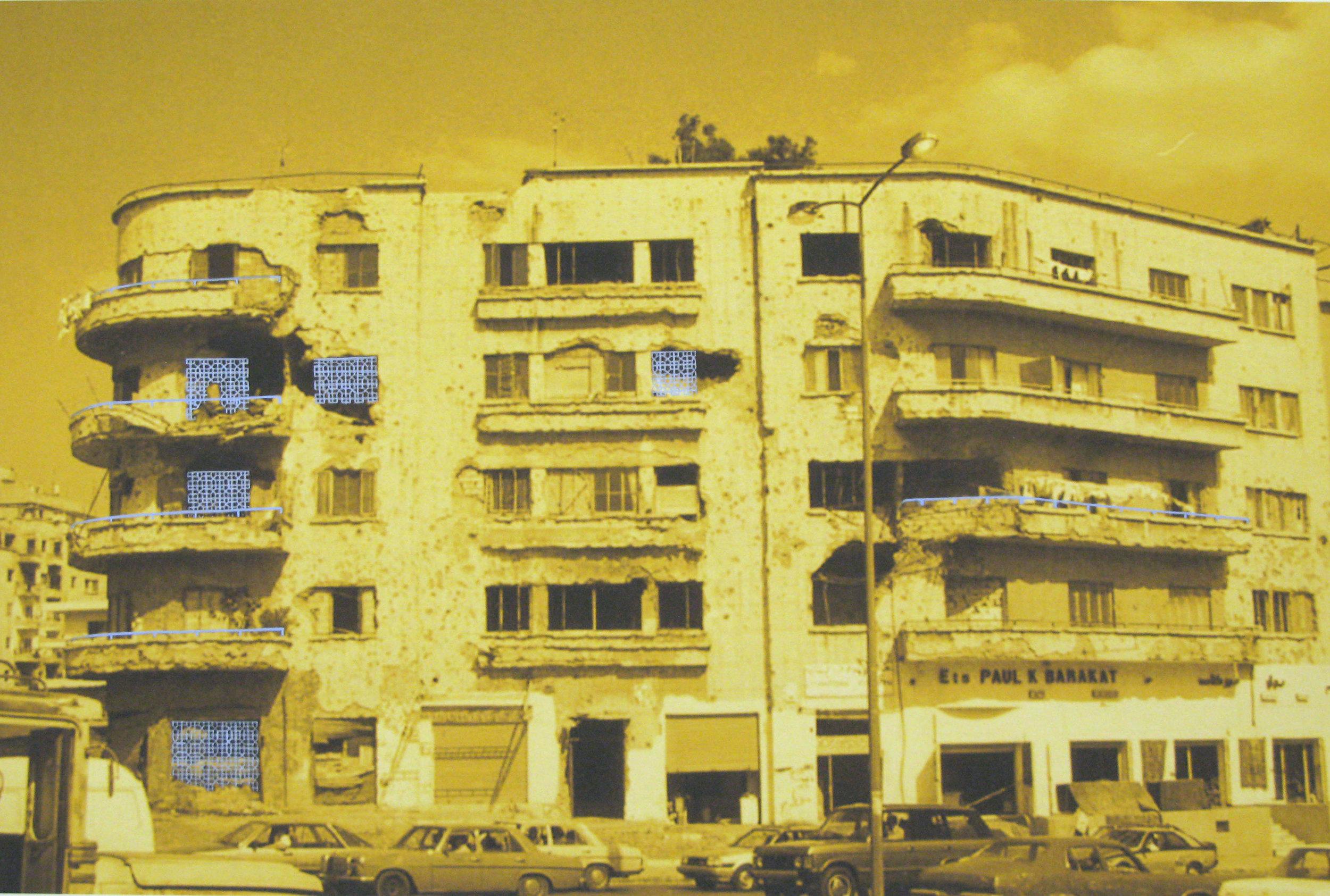RESTORATION (Protection), 2007