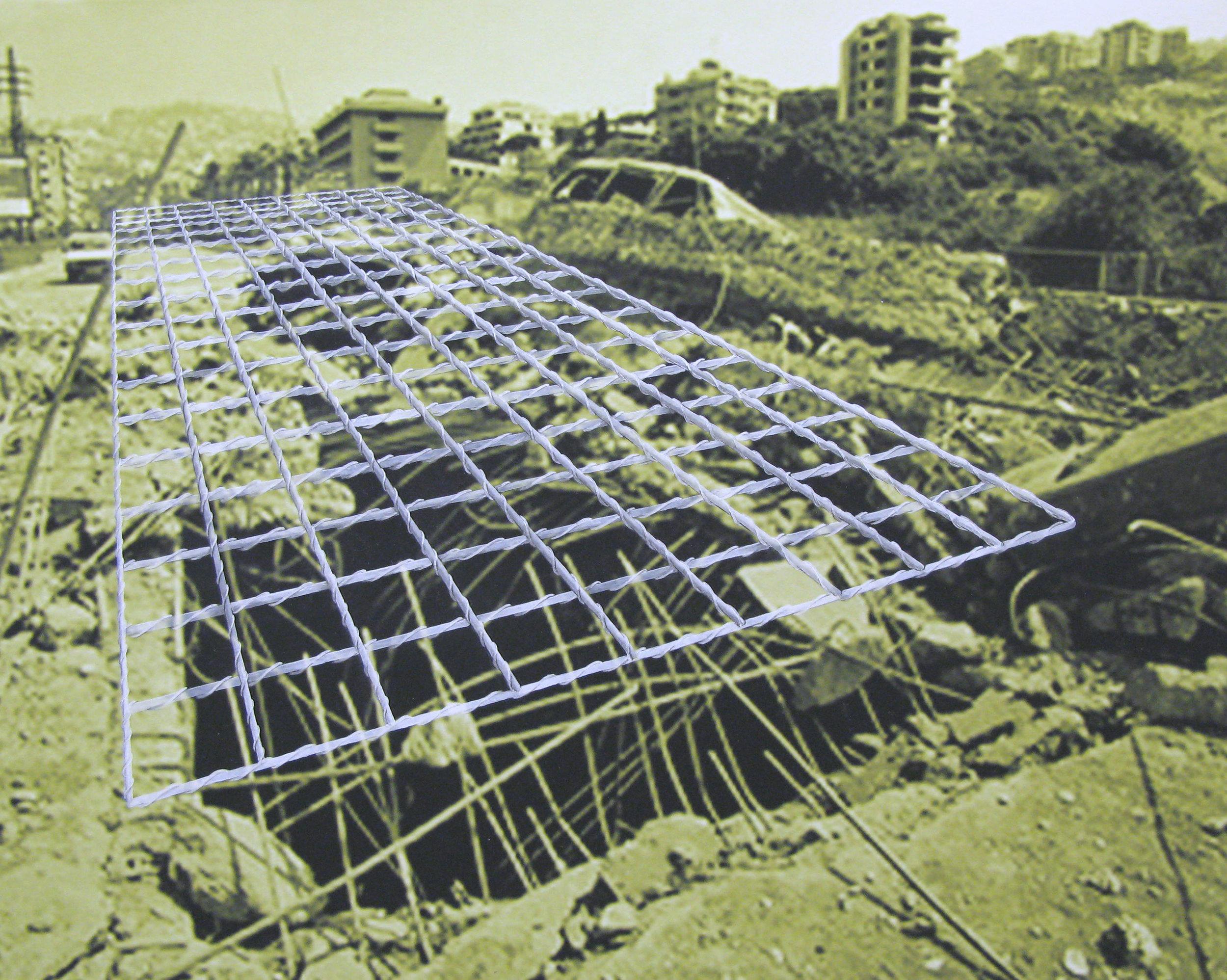 RESTORATION: MAAMELTEIN ROAD, 2007