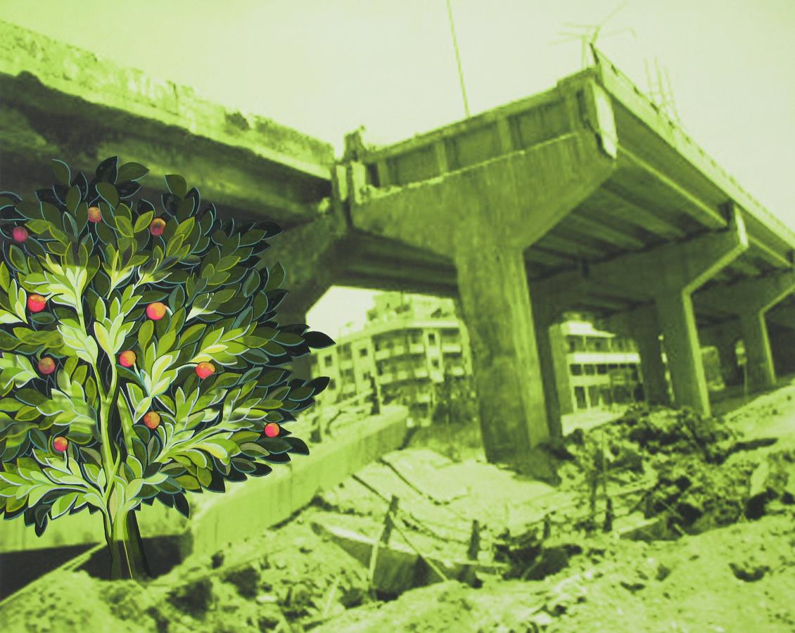 REAP: FRUIT TREE, 2008