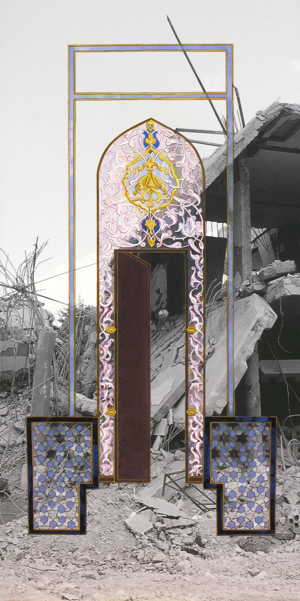 REVISIT: KHIYAM, 2008