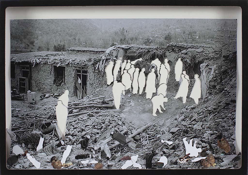 Heide Fasnacht, Drone Attack, Pakistan, 2011
