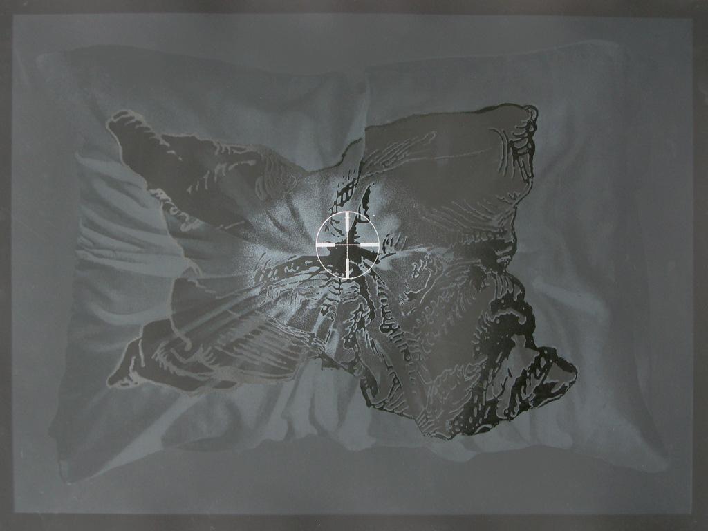 (RE)SETTINGS SIGHTS V, 2002 (black)