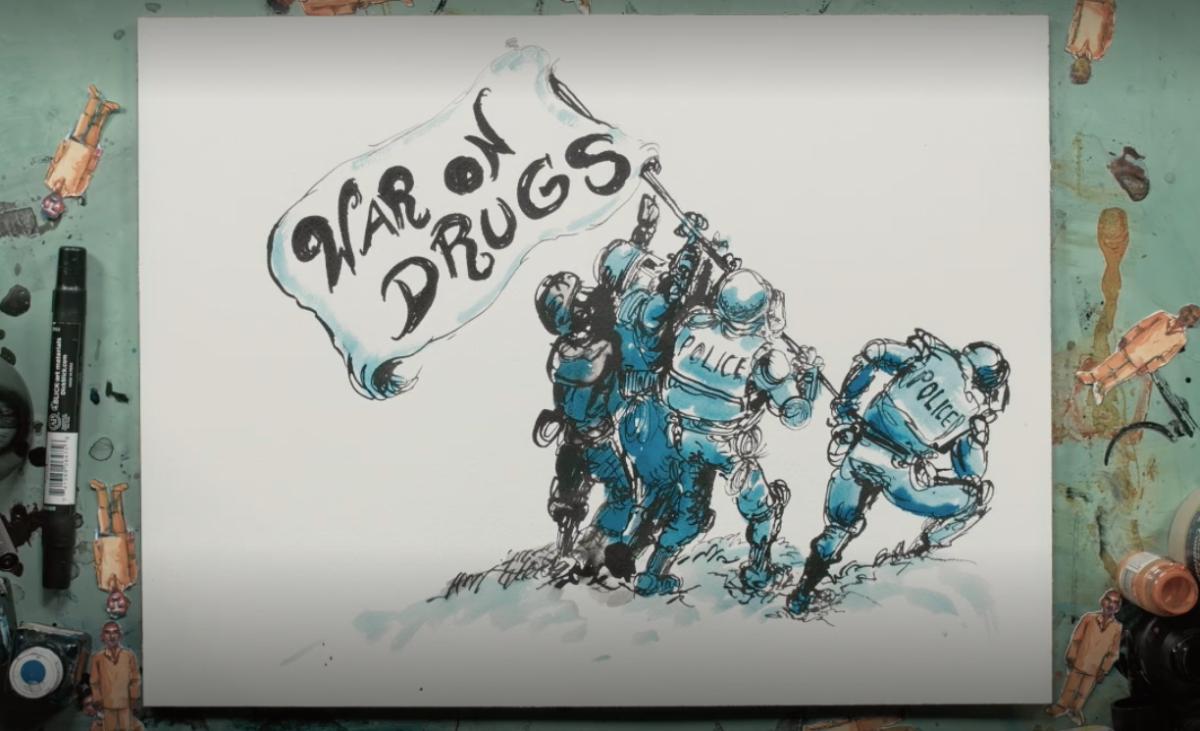 War on Drugs ft. Jay-Z - NY Times