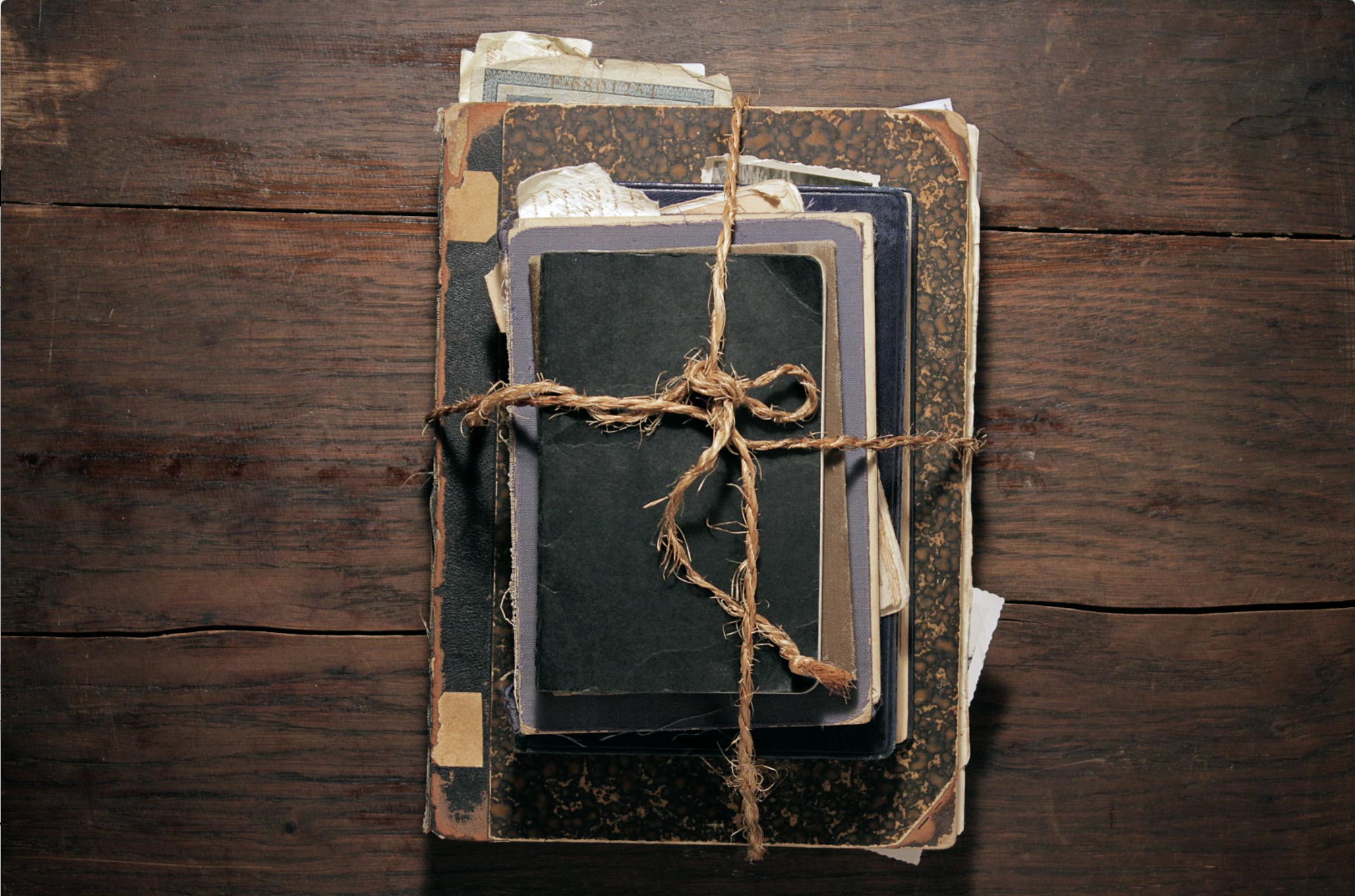 mulholland books teaser - String diaries