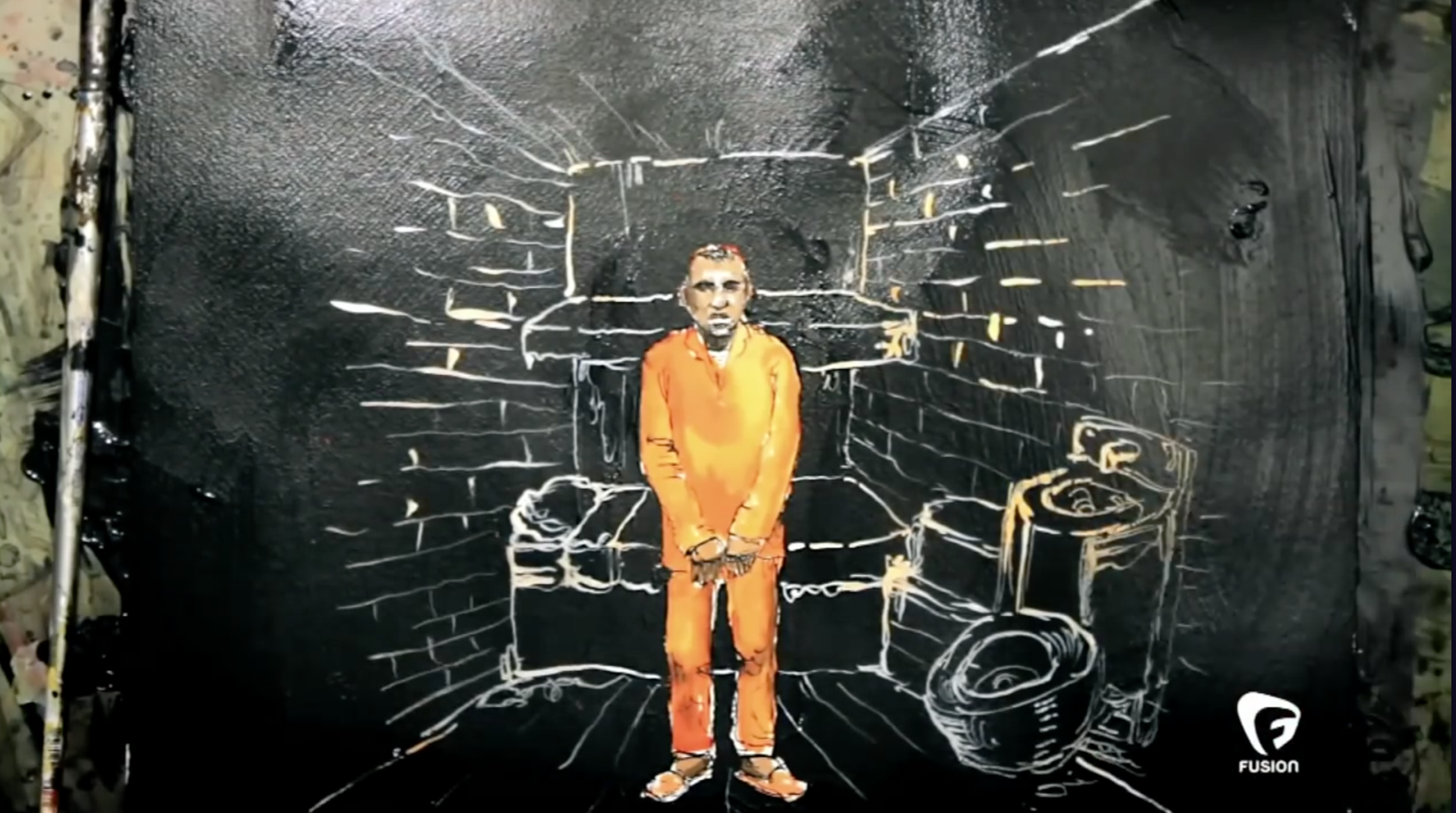 solitary confinement is torture - fusion