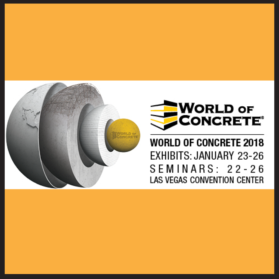 RimCraft Supporting World of Concrete 2018