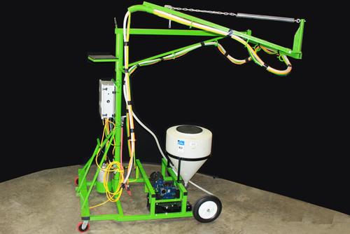 RimCraft MaxG3 GFRG sprayer with 15 foot radius boom