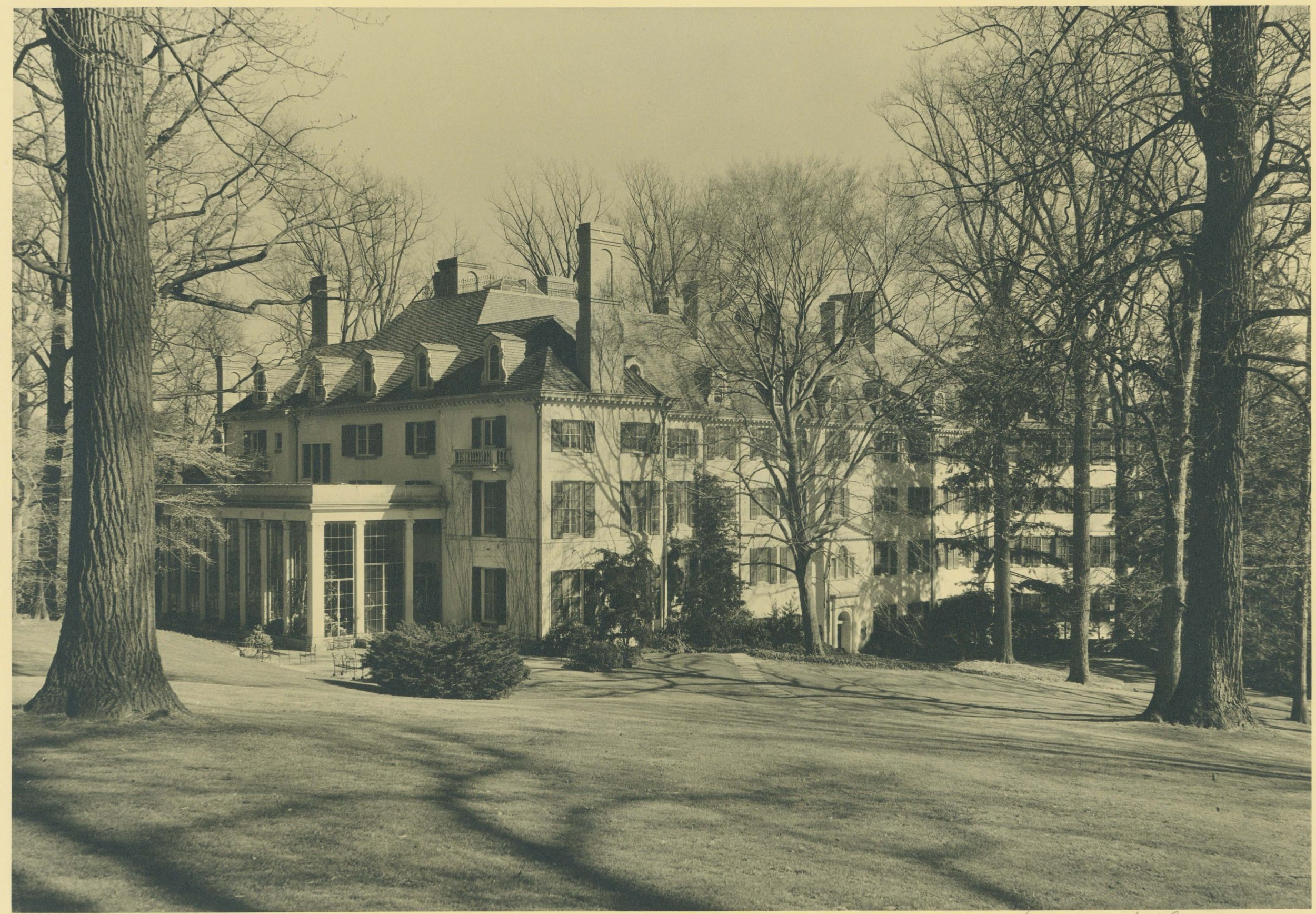 Mansion - Early 1900's