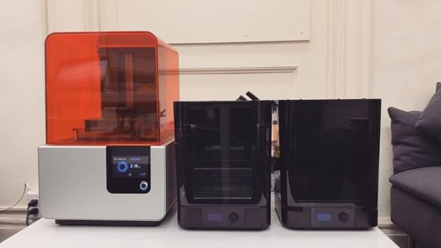 Welcome the FormLabs! Let's make, learn and play together! . . . #gizmoedtech #educationaltechnology #maker #makered #makereducation #teacherscollege #columbiauniversity #creativity #learning #lab #docstudent #docstudentsfriday #excited