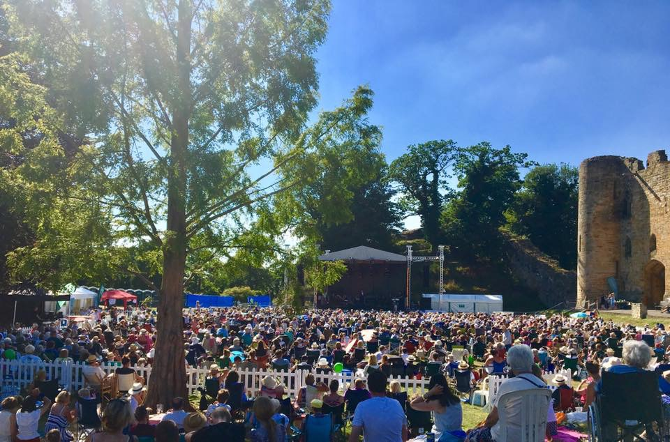 Rye Jazz Fest @ Tonbridge Castle
