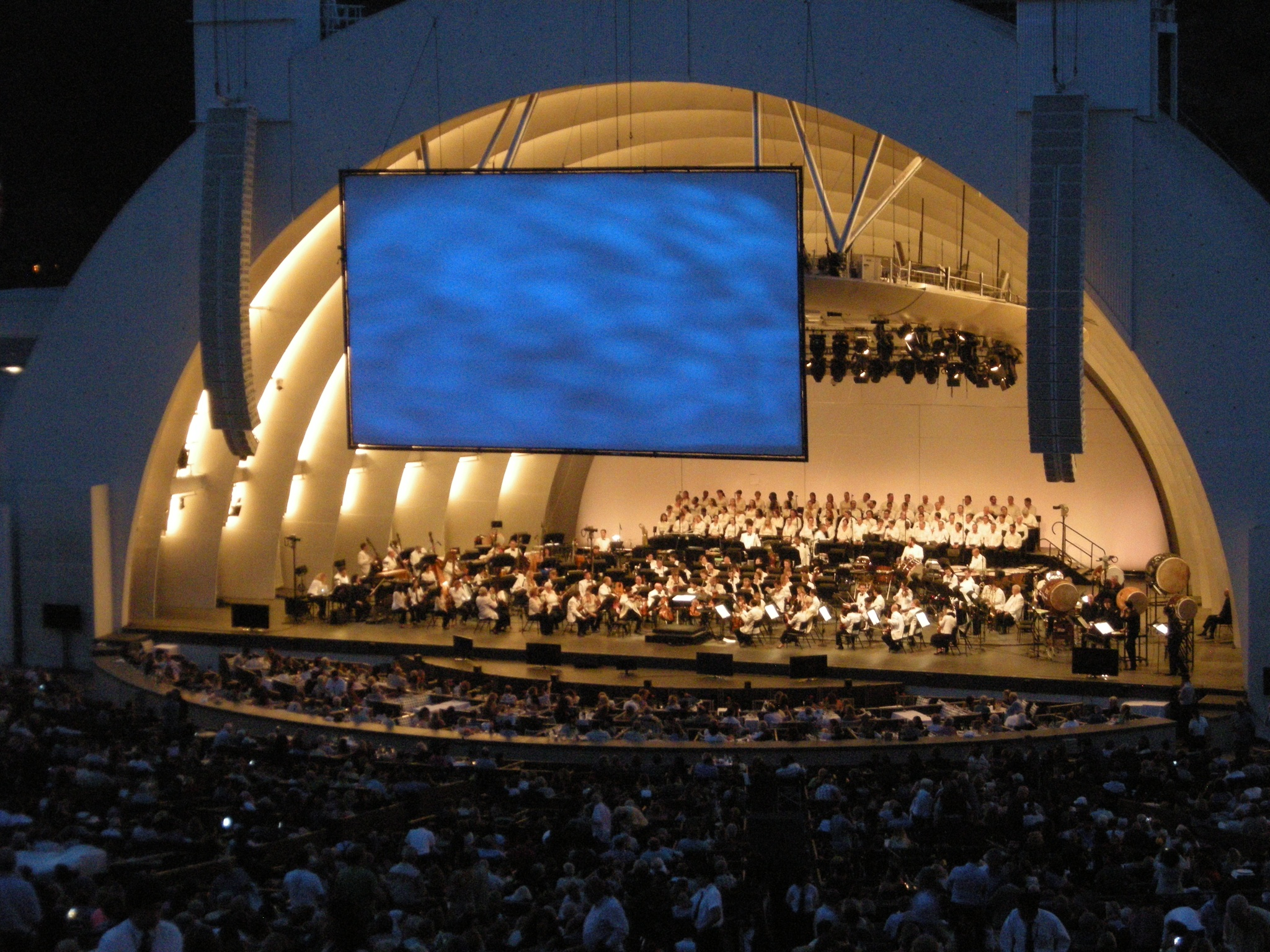 Los Angeles Philharmonic @ Hollywood Bowl