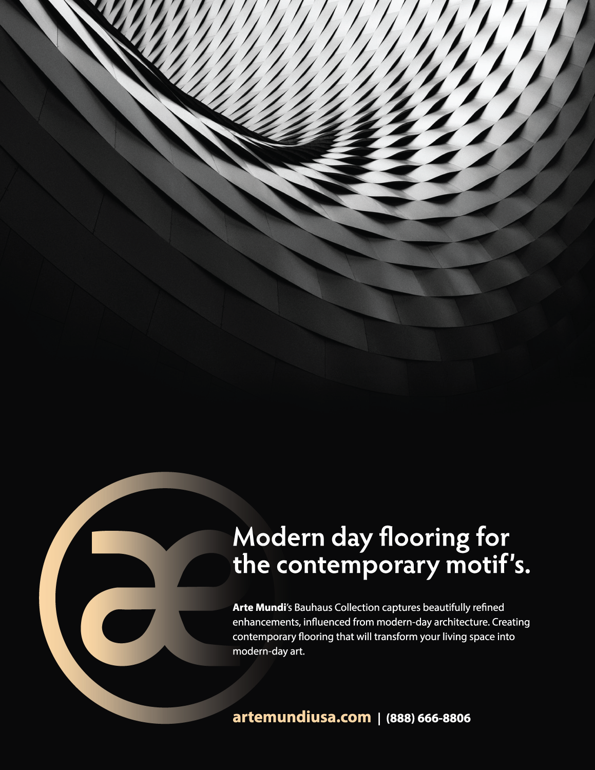 In this month's issue of Floor Covering News, we feature a glimpse of inspiration Arte Mundi uses in its influence for the Bauhaus Collection.