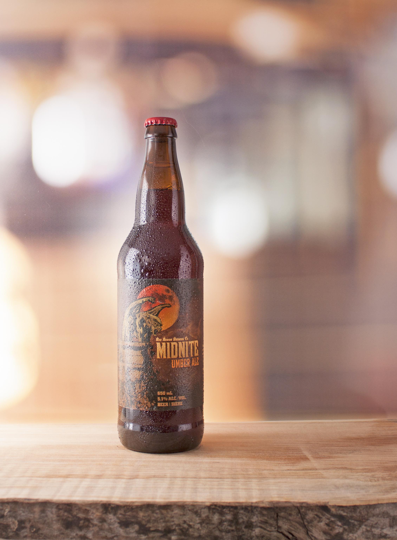 Midnite Umber Ale | 650ml | ABV: 5.1%