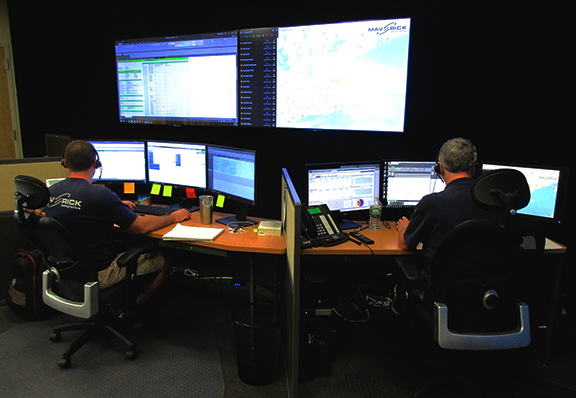 Our expert technicians monitor Maverick systems around the clock.