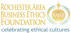 Rochester Area Business Ethics Foundation Logo