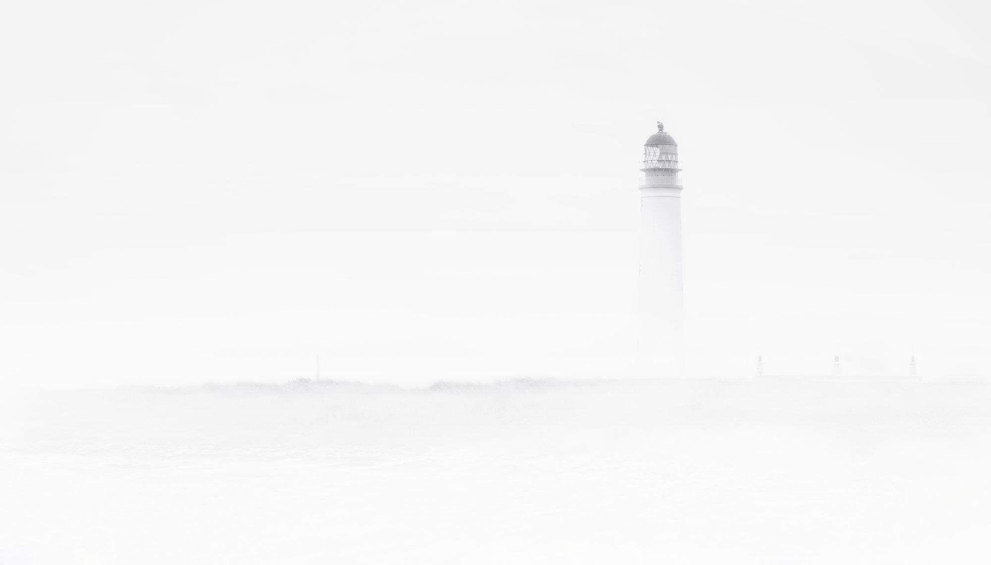 Sea Haar Lighthouse