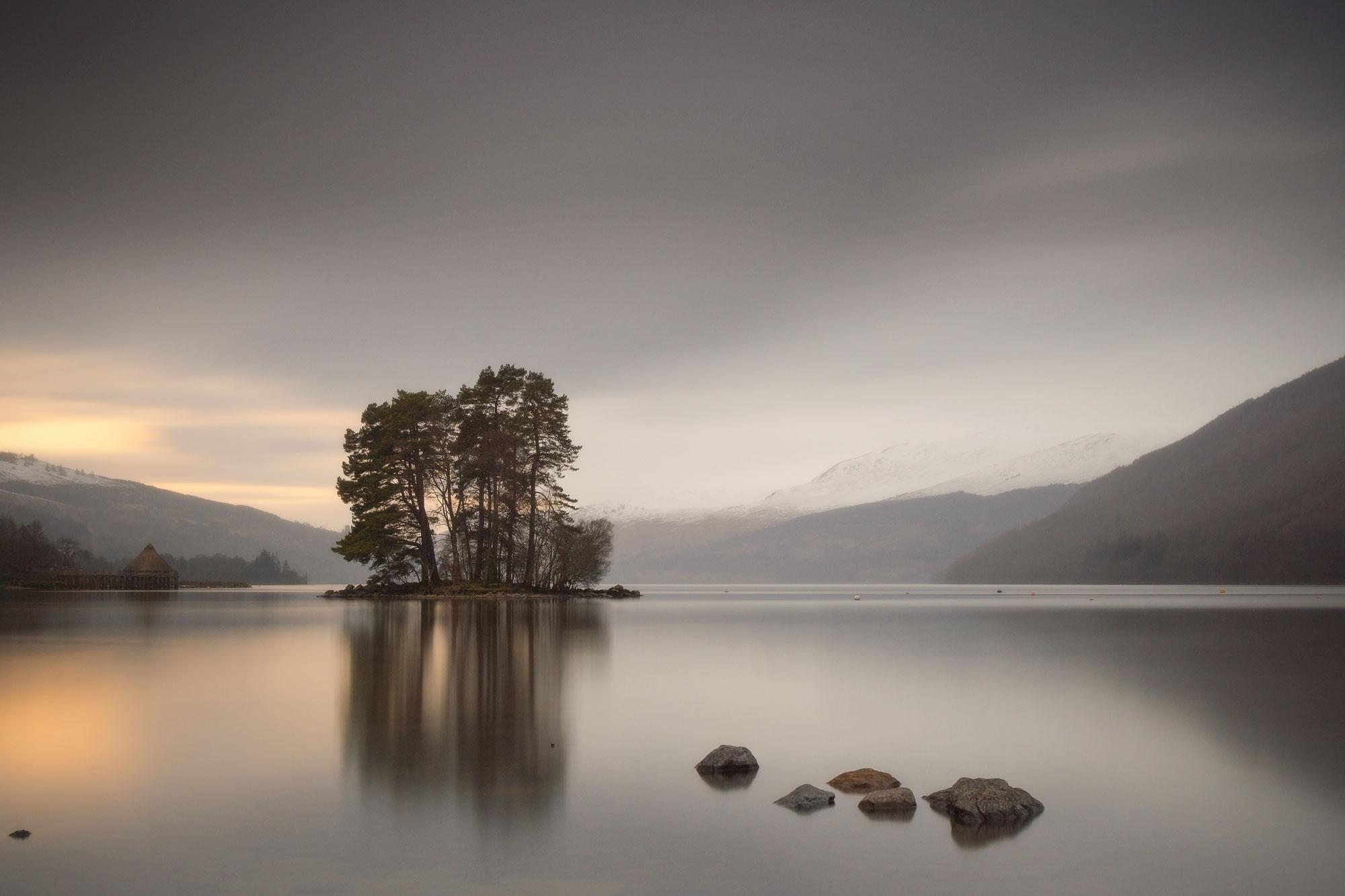 Loch Tay Serenity
