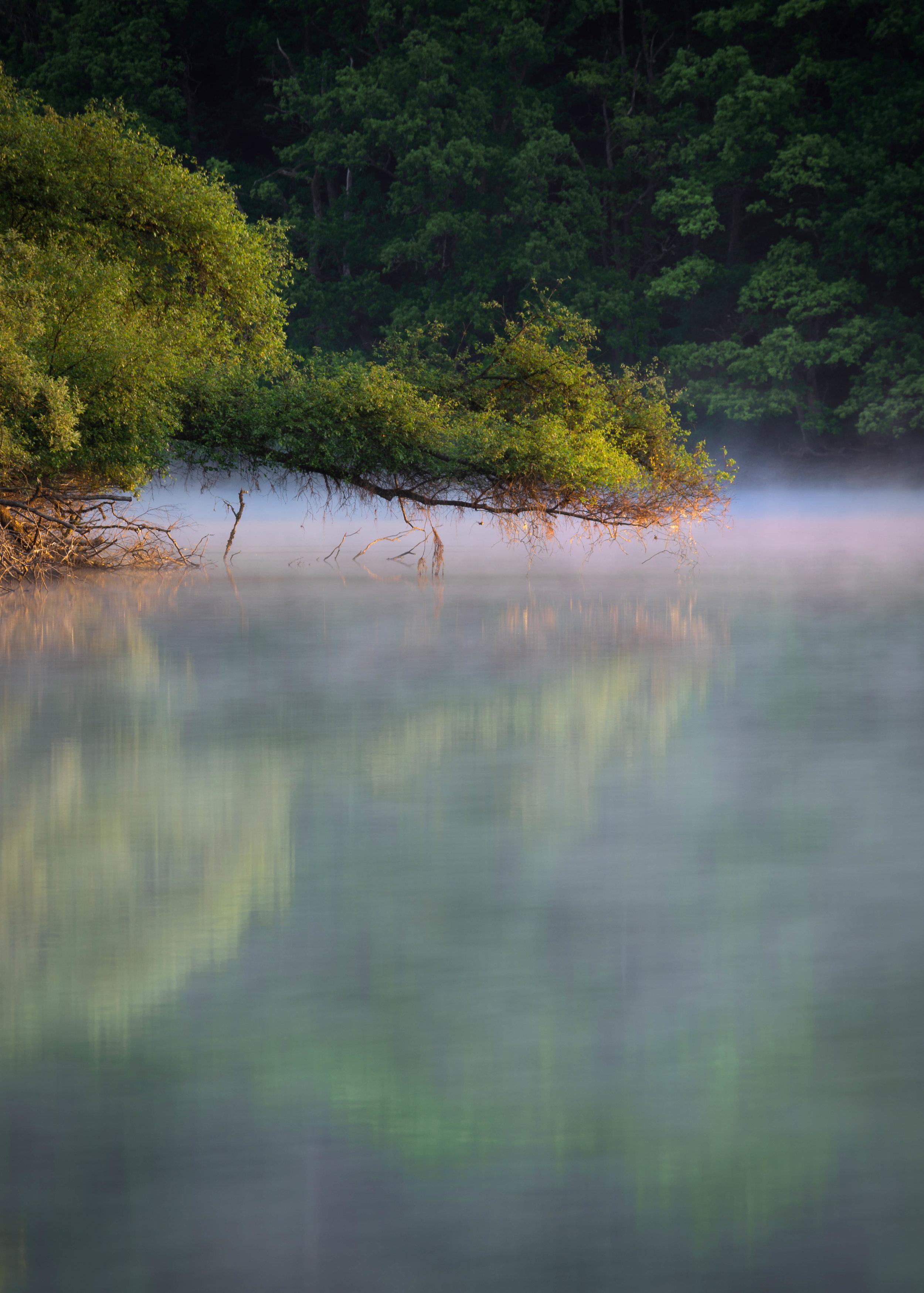 Sunrise On Loch Drunkie