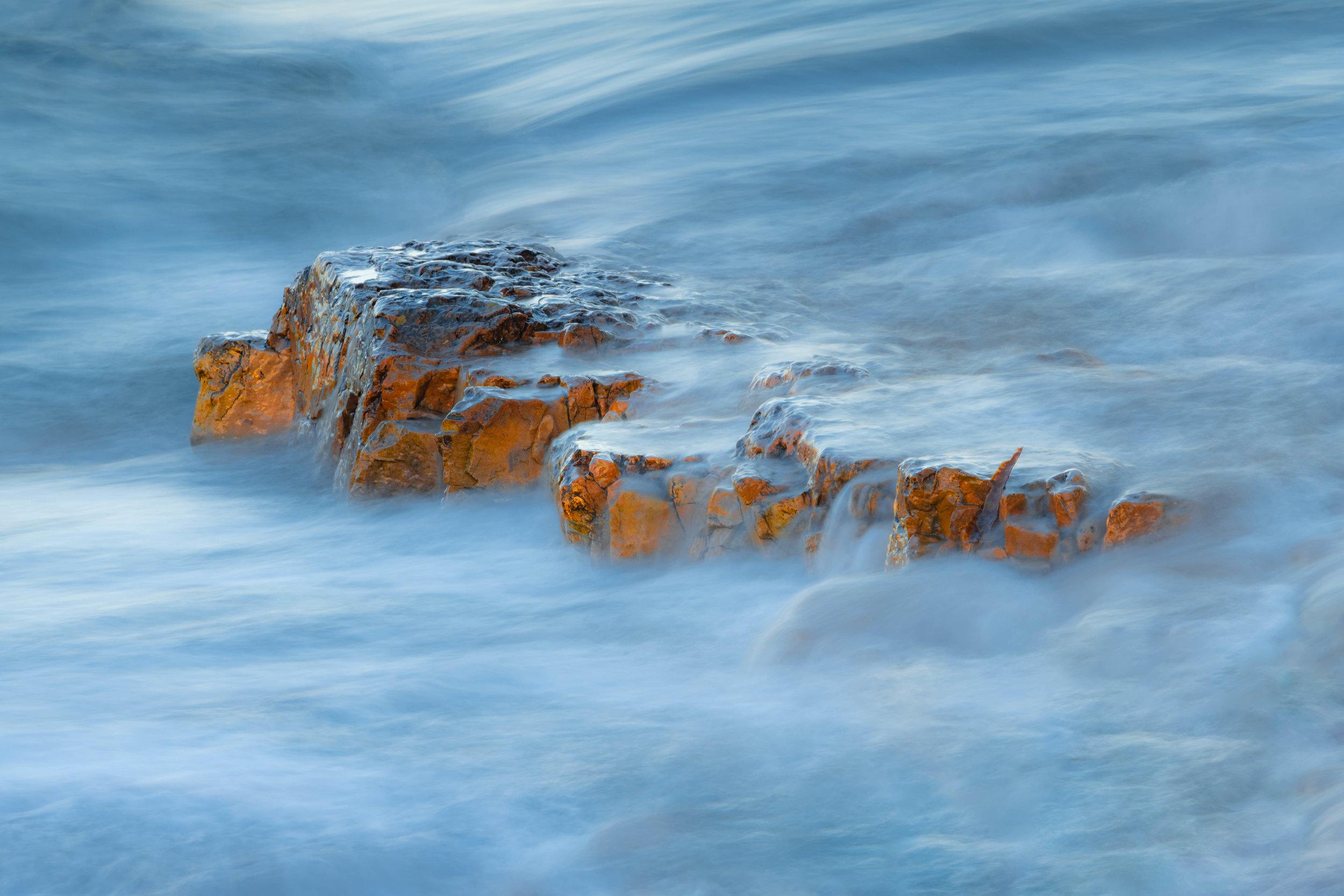Aquamarine & Fire