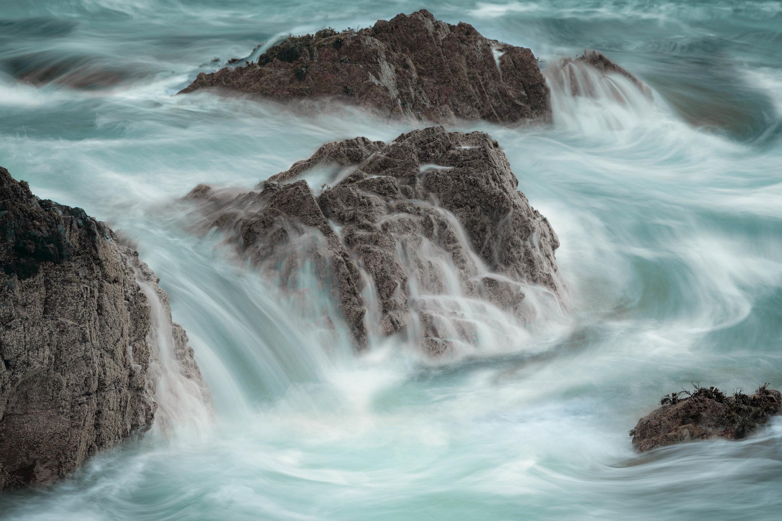 Aqua Rocks