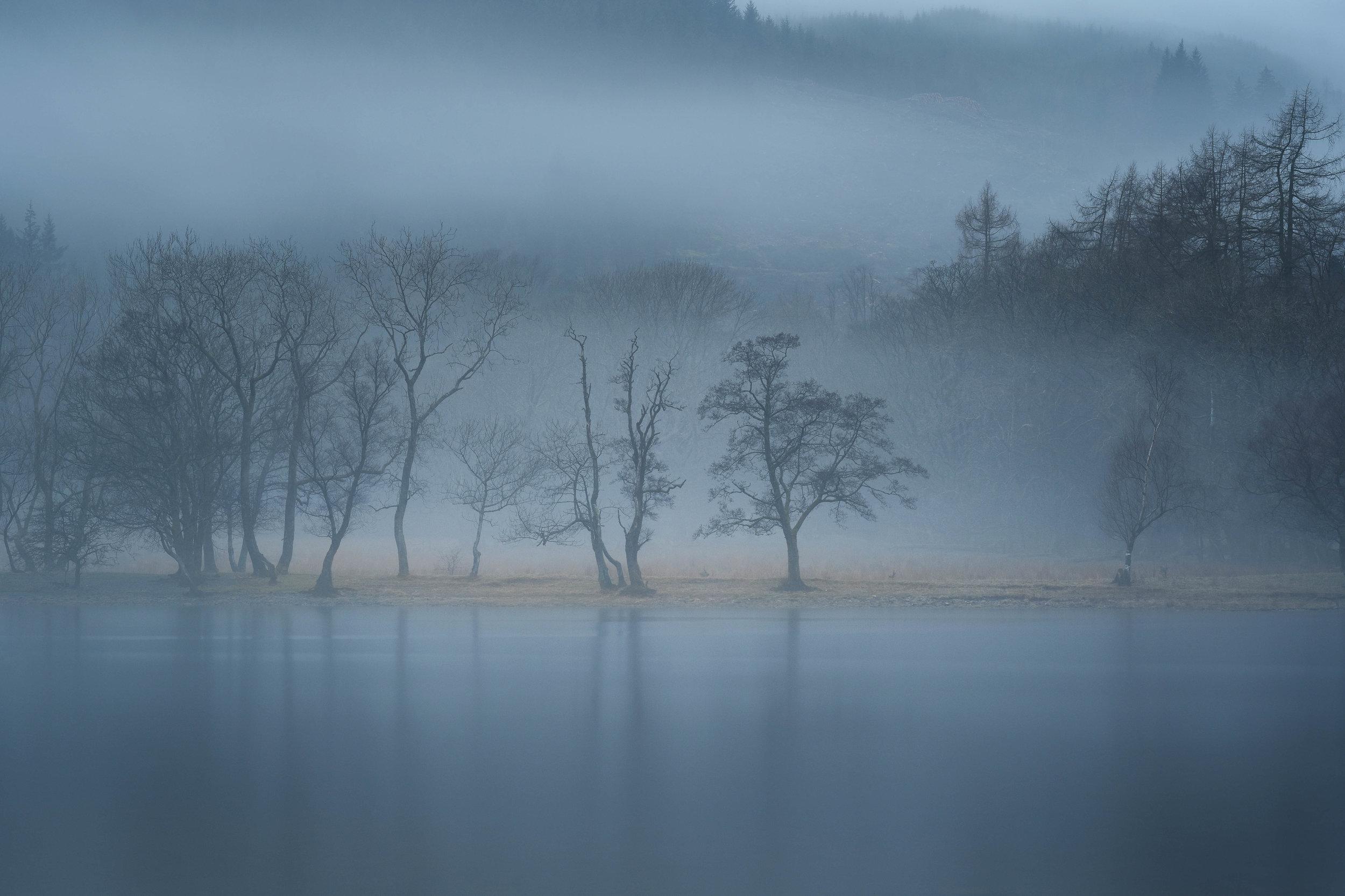 Lubnaig Mist