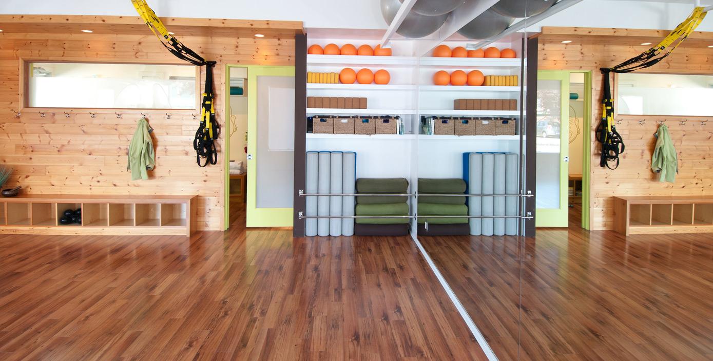 thrive yoga studio -