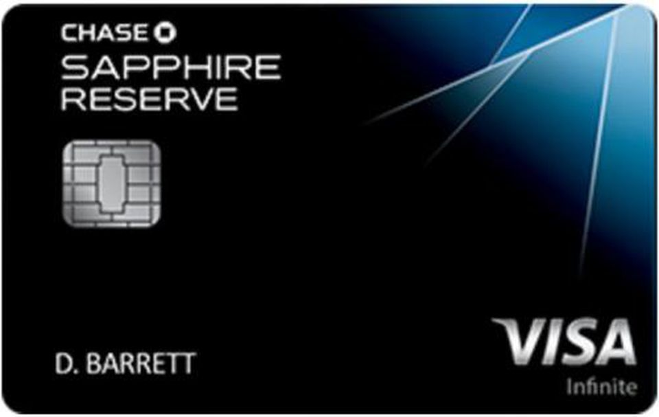 Chase Sapphire Reserve - DEAL OFFER: 50k Chase Ultimate Rewards points after spending $4,000 in 3 monthsANNUAL FEE: $450, not waived first yearWHY IT'S THE SMART WAY: This is Chase's premier travel card! Benefits include $300 automatic reimbursement of travel expenses per year, free Global Entry (~$95 value), an upgrade of all Ultimate Rewards points to 1.5x value on Chase Portal, 3x earning on dining and travel, and a Priority Pass for airport lounges. This is my go-to card, but is not for everyone!Click HERE to get it!