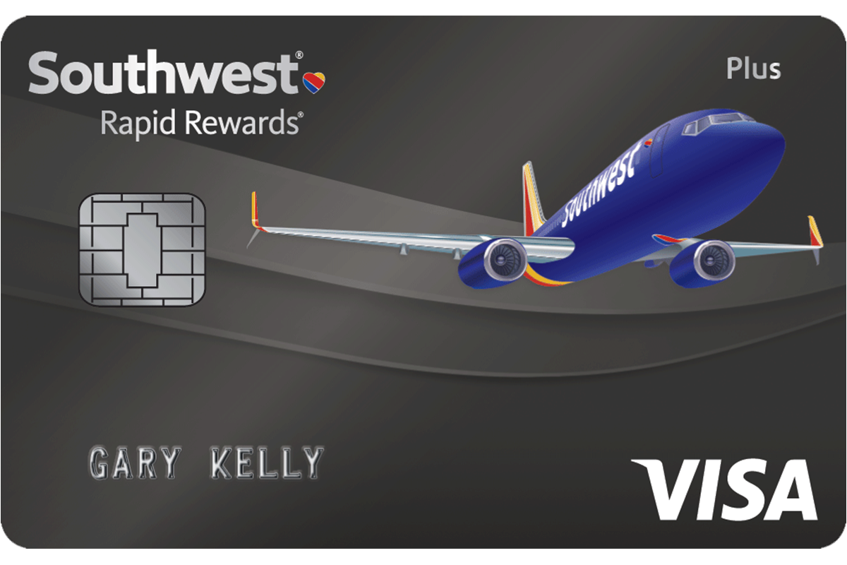Southwest Rapid Reward Plus - DEAL OFFER: 40,000 Rapid Rewards points after spending $1,000 in 3 months.ANNUAL FEE: $69 per year, not waived in first year.WHY IT'S THE SMART WAY: Southwest has fantastic redemption domestically and this gets you almost halfway to the Companion Pass! (Read the Companion Pass Guide)Click HERE to get it!