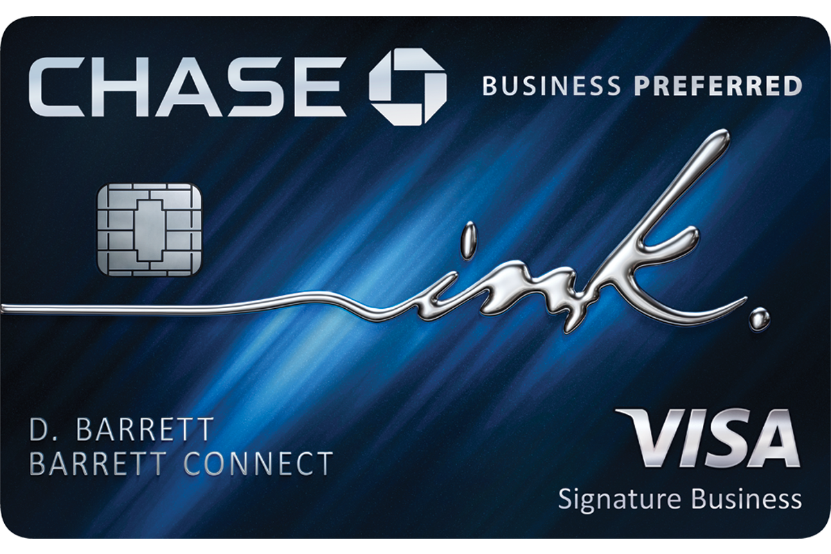 Ink Business Preferred - DEAL OFFER: 80k Chase Ultimate Rewards points after spending $5,000 in 3 months!ANNUAL FEE: $95 annual fee, not waived in the first year.WHY IT'S THE SMART WAY: This is a crazy amount of the best kind of points! You can combine these with your Chase Sapphire Preferred or Chase Sapphire Reserve points and go somewhere big!Click HERE to get it!