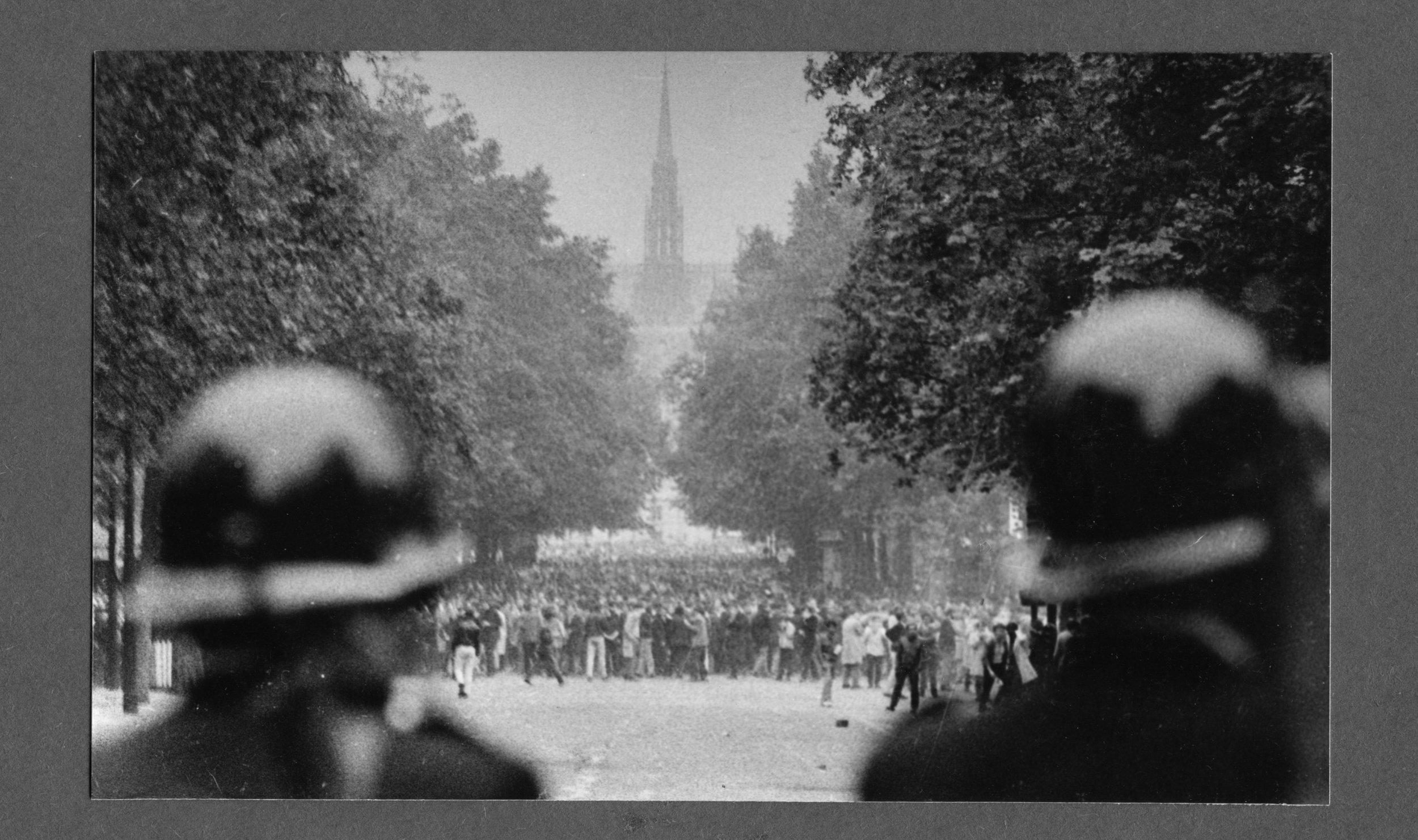 Paris, May 1968
