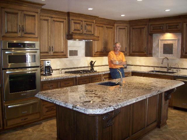 Sill Wood Designs Kitchen