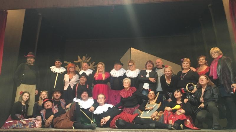 """Predstava """"Gospod plemeniti Prasetnik"""" 2017"""