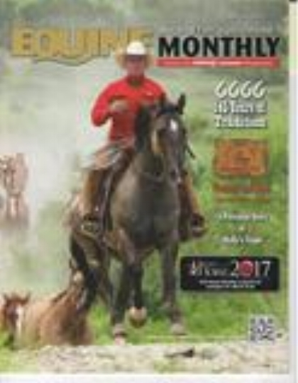 Equine Monthly - the Invisible Tether