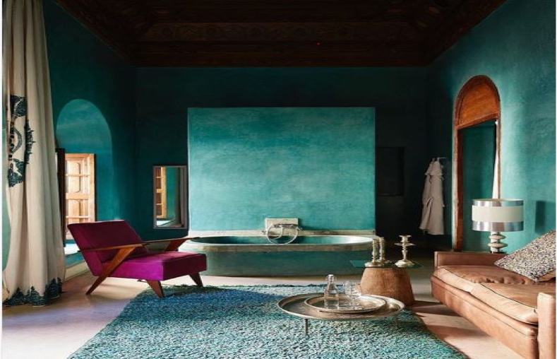 Renovate your Apartment with the Style of some of World's Chicest Hotels