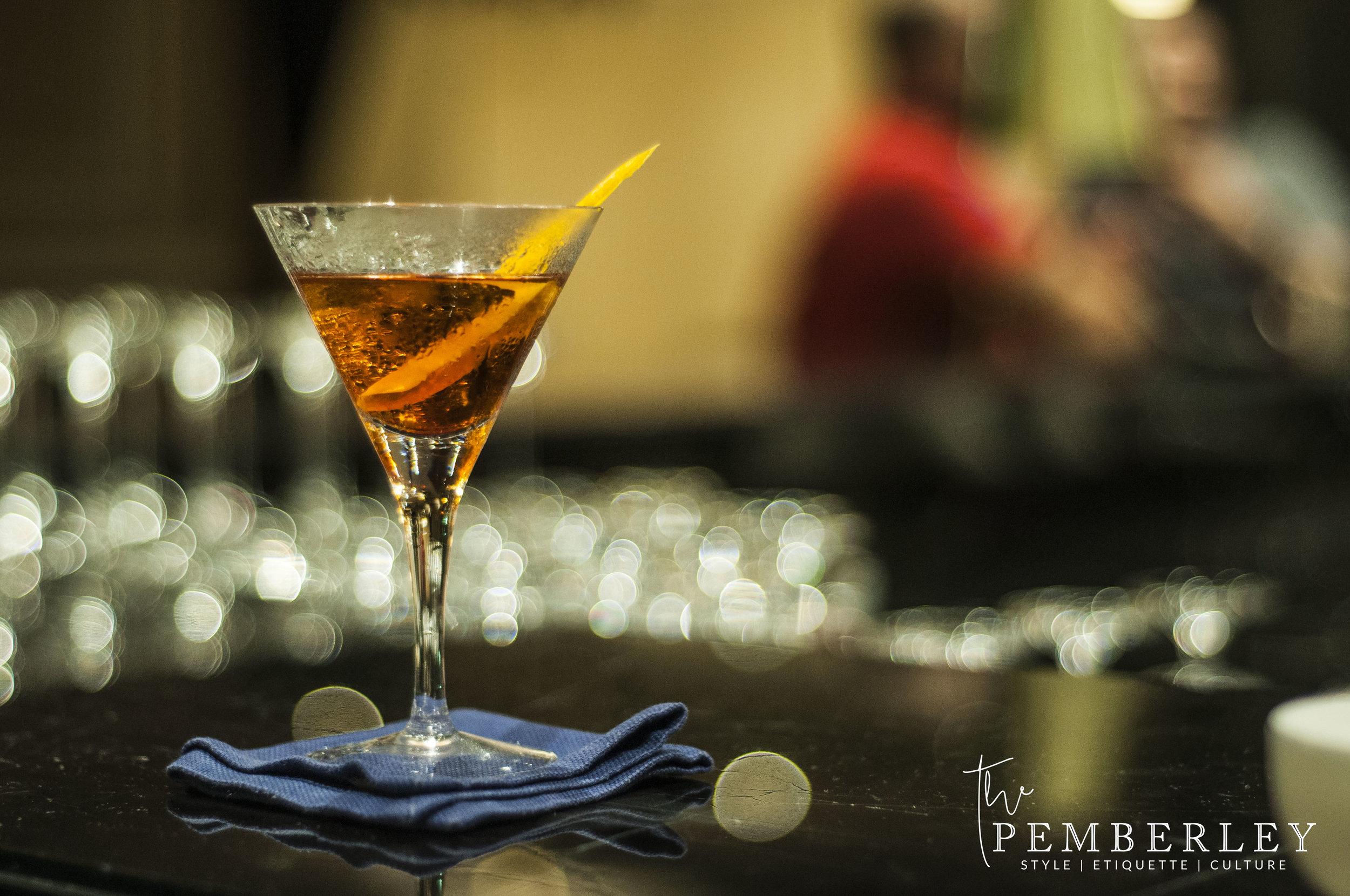 Recipe: The Vesper Martini