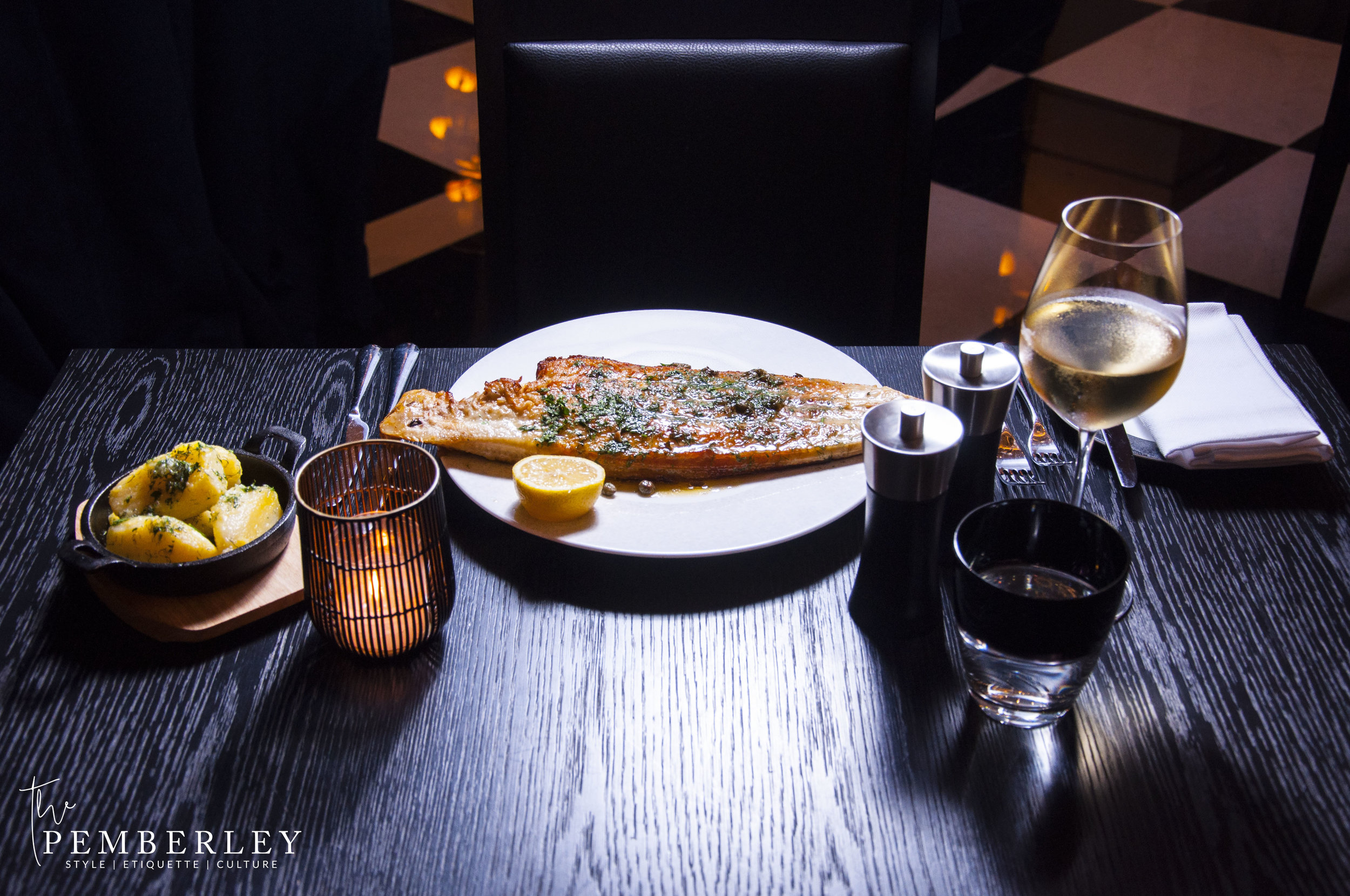 Recipe; Great British Restaurants Dover Sole