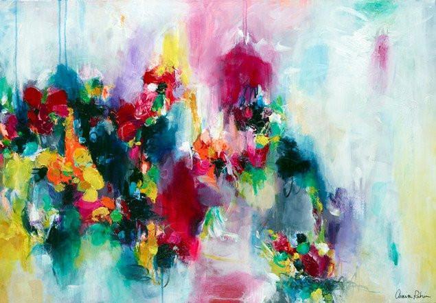 Amira Rahim:  Fae Flower