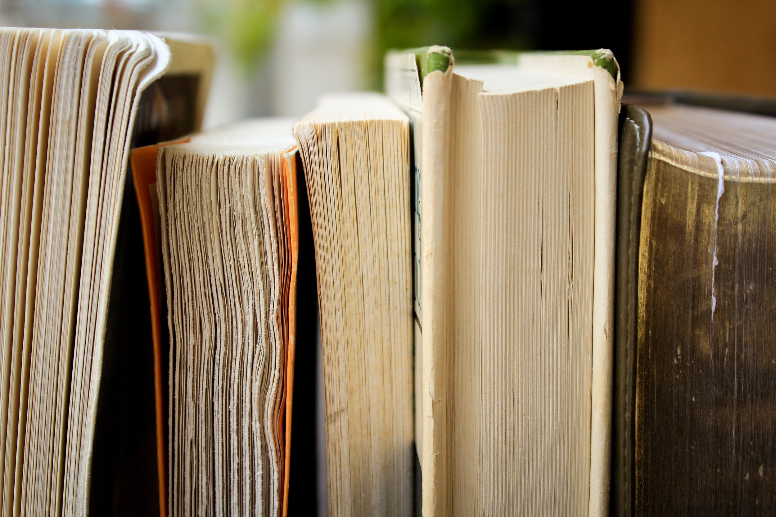 7 Books for a Better Life