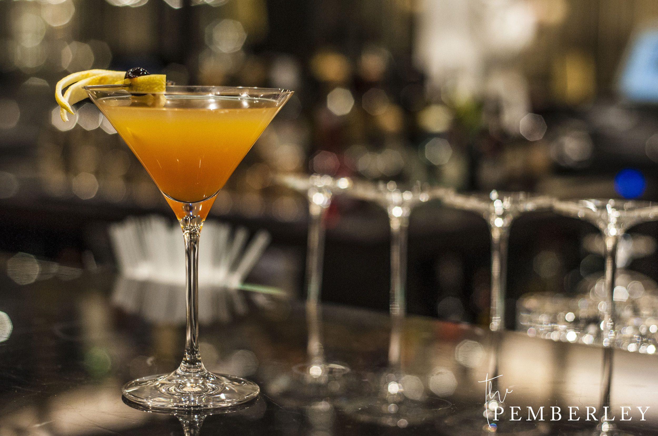 Cocktail Recipe: The Spicy Frenchman